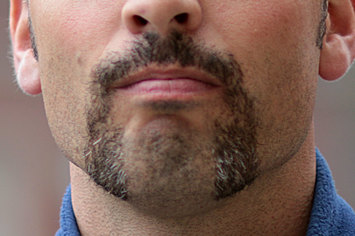 PA-Stacios Grow Mustaches  To Raise Awareness for Men's Health